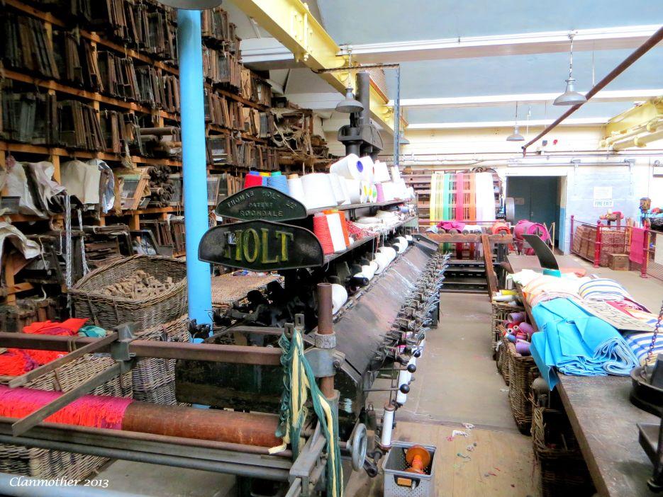 The Factory Floor