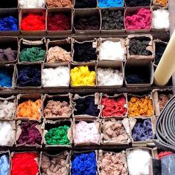Coloured Threads