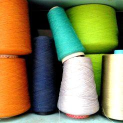 Coloured Cotton Threads