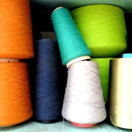 Coloured Cotton Threads