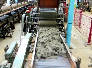 Combing the Cotton