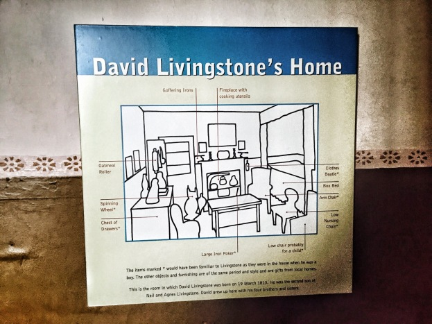 David Livingstone's Home