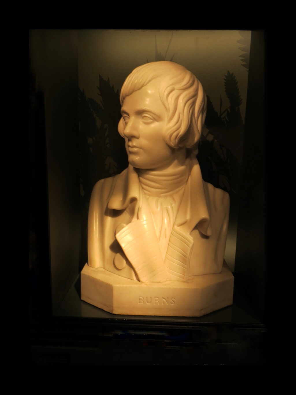 Celebrating New Year 2021 with Robert Burns